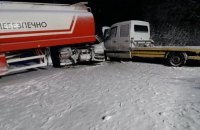 Поліція затримала водія автоцистерни, причетного до смертельної ДТП під Львовом
