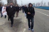 Активисты обещают вернуться в Межигорье