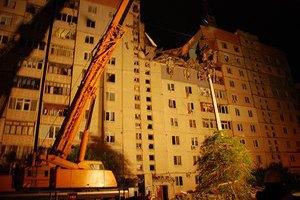 Кількість жертв вибуху будинку в Миколаєві зросла до чотирьох