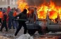 В Бельгии 100-тысячная антиправительственная акция обернулась беспорядками