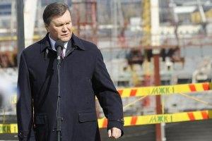 Янукович не дасть ЄС принизити себе