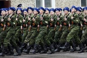 Детям военнослужащих облегчили поступление в военные вузы