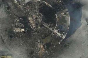 ОБСЕ фиксирует человеческие останки на территории Донецкого аэропорта