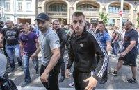 ПР возложила вину за избиение журналистов на оппозицию