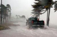 На Флориду обрушился мощный ураган