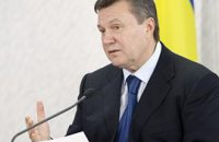 Янукович поручил спецслужбам усилить защиту украинцев за границей