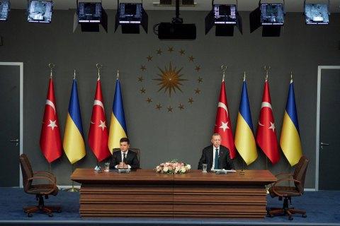 Україна та Туреччина заявили про намір спільно будувати кораблі, безпілотники та двигуни