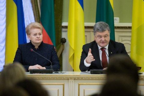 """Порошенко заявив про поразку """"популістів"""" на виборах в об'єднані громади"""