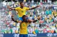 ЧС-2018: збірна Бразилії впевнено вийшла до чвертьфіналу (оновлено)