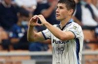 Маліновський потрапив у команду місяця Серії А