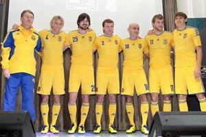 """Девиз сборной Украины на Евро-2012: """"Украинцы, наше время..."""""""