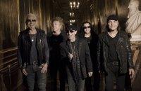 Scorpions виступлять у Києві