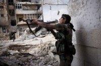 Сирія: повстанці заявили про захоплення бази ППО