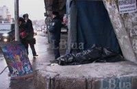 В Деснянском районе Киева полицейские обнаружили труп мужчины