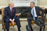 Обама предостерегал Трампа против назначения советником Майкла Флинна