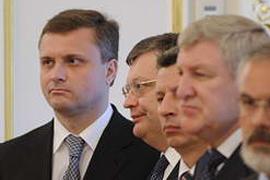 Левочкин назначен главным по отношениям с Россией