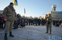 """Комбат """"Айдару"""": люди, які присягнули Мельничуку, десь узяли автомати і роззброїли блокпост у Куп'янську"""
