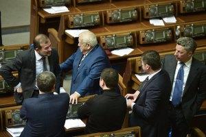 Оппозиция выдвинула ультиматум по комитетам