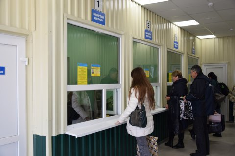 Порядок перетину адмінкордону з окупованим Кримом зміниться з 9 лютого