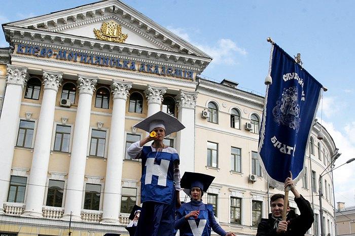 Національний університет 'Києво-Могилянська академія'