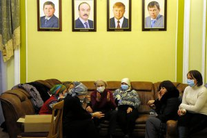 Во Львовской области начали захватывать райадминистрации