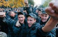 Порошенко: митинг Нацгвардии спровоцировали зарубежные спецслужбы