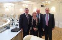 В Минске возобновились переговоры по Донбассу (обновлено)