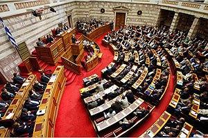Парламент Греции отклонил вотум недоверия правительству