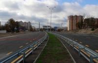 Кличко объявил о завершении строительства участка Окружной от Рокоссовского до Семьи Кульженко