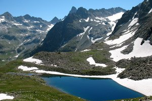 Гору на Кавказе назвали в честь Бандеры
