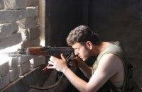 На северо-востоке Дамаска кипят ожесточенные бои