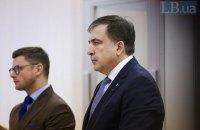 Саакашвили проиграл еще один суд против Миграционной службы