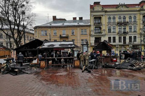 Взрыв наярмарке воЛьвове: медсотрудники поведали осостоянии пострадавших