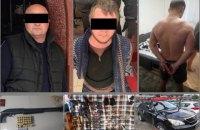Полиция задержала за стрельбу в Броварах еще 13 человек во главе с уголовным авторитетом