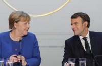 """Макрон визнав, що """"Північний потік-2"""" збільшує залежність ЄС від Росії"""