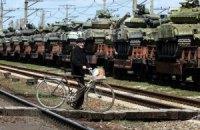 Росія припинила віддавати захоплену в Криму військову техніку