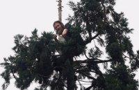 В США предъявили обвинения мужчине, просидевшему на дереве 25 часов