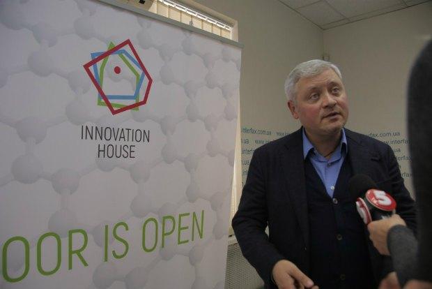 Бизнесмен и меценат Игорь Янковский