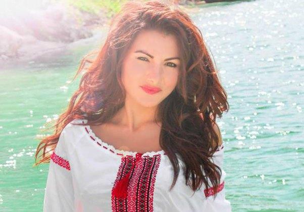 Элина Мамедова