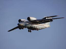 Російський військовий літак вторгся в Естонію