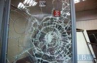 В суде по Коханивскому правоохранители применили газ против блокировщиков