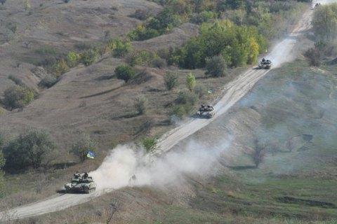 Штаб АТО не зафіксував порушень перемир'я на Донбасі