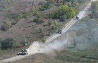 Штаб АТО не зафиксировал нарушений перемирия на Донбассе