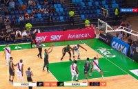 Баскетболист продемонстрировал изумительную смекалку и вытащил безнадежно проигранный матч