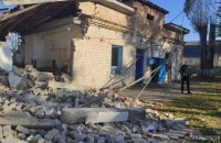 В селе возле Василькова в детском саду взорвался газ, одно из помещений разрушено до основания