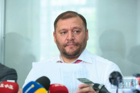 В Харькове 12 ноября назначен суд по делу Михаила Добкина