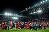 """""""Ливерпуль"""" представил ролик о том, что происходило вокруг матча Лиги Чемпионов с """"Барселоной"""""""