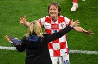 Модрич установил уникальное достижение в истории сборной Хорватии