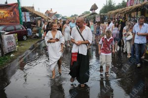 На Сорочинской ярмарке побывало 600 тыс. гостей