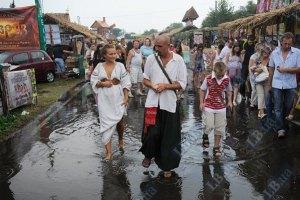 На Сорочинському ярмарку побували 600 тис. гостей